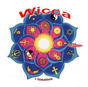 Wicca-6-Books-on-cd-on-CD-pagan-druid-celtic-spells-witchcraft-religion-rites