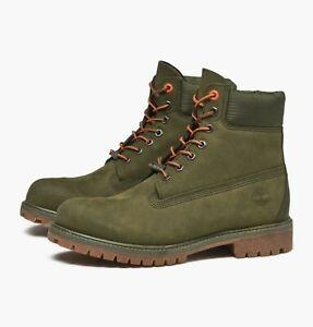 Details zu Timberland 6 Inch Premium Boots Waterproof Herren Schnürsenkel