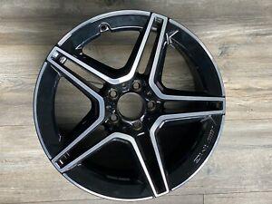 8-5-x-18-et49-Originale-Mercedes-AMG-Alufelge-Cerchione-C-w205-w205k-s205-a2054019600