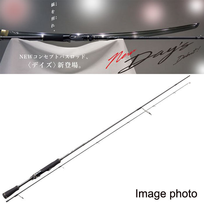 Major Craft NEW DAYS 2 piece rod  DYS-682L