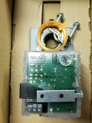 """BELIMO OEM NEMOFTY Replacement Damper Actuator Motor 24v /""""EWC MRK/"""" Replacement"""