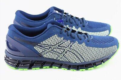 info for 8f0cd bbfbe Asics Gel Quantum 360 CM Mens Size 10.5 Running Shoes Blue Green Multicolor    eBay