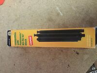Staples 2 Fax Ribbons Compatible With Panasonic Kx-fa 92 Black