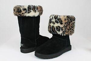 Black Classic Ugg Boots