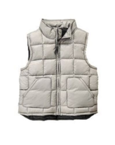 GYMBOREE SNOWBOARD LEGEND SILVER QUILTED PUFFER  VEST 3 4 5 6 7 8 10 12 NWT