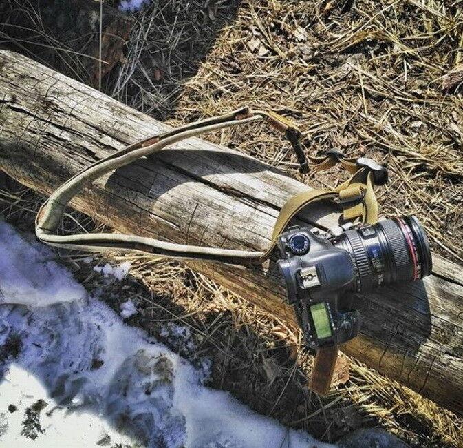 Nueva Cámara táctico Correa De Eslinga dolg Plus Para Canon Nikon Sony DSLR Todos Los Colors