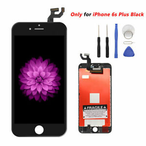 For iPhone 6S Plus Touch Screen Assembly Replacement Black A1634,A1687,A1699