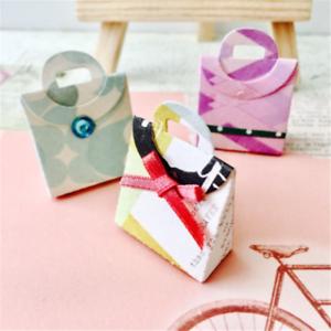 Stanzschablone Mini Schachtel Hochzeit Geburtstag Oster Weihnachten 64x95mm DIY