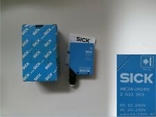Sick WE24-2R240 Einweg-Lichttschranke Empfänger 2 021 163 2-4 #2918