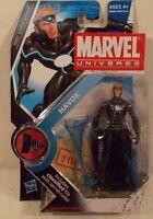 Hasbro Marvel Universe Series 2 Figure 018 Havok 3-3/4 Inch Scale Variant Action Figure - 98383 Toys
