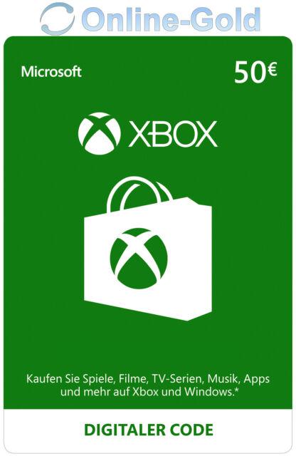 Microsoft K4w 00048 Xbox Live Karte 50 Euro Gunstig Kaufen Ebay