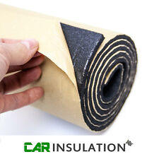 3m 3mm Roll Car Sound Proofing Motorhome Van Insulation Closed Cell Foam