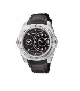 588180c3711c Casio Outgear AMW-103B-1 Analog Mens Watch Black Nylon Band AMW-103 ...