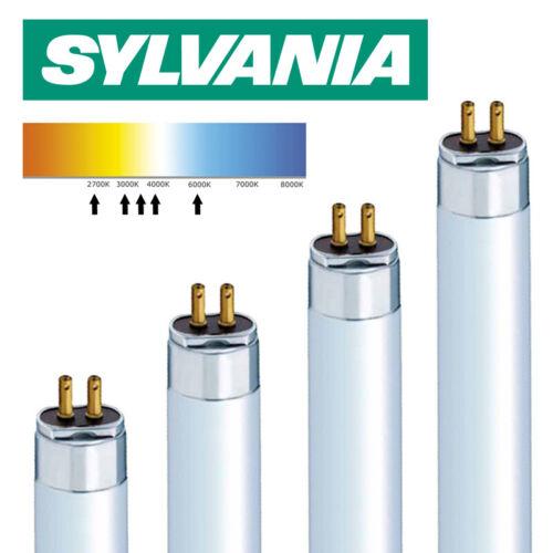Packs of SYLVANIA T5 FLUORESCENT TUBES 14w 21w 24w 28w 35w 39w 49w 54w 80w