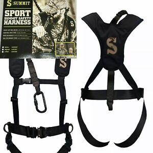 Large Summit Sport Hunter Safety Harness Fall Arrest