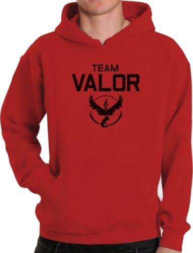 Team Valor Gaming Hoodie Go