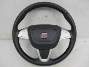 Volant-Cuir-Seat-Ibiza-V-6J5-1-6-Tdi-6J0419091M-6J0880201K
