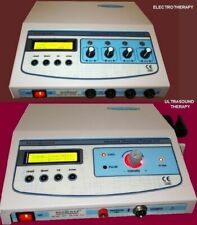 Electrotherapy Amp Ultrasound Therapy Combo Lcd Display 02 Units Digital Unit Po