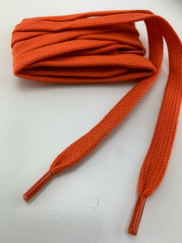 Details about  /5 YELLOW PAIRS Shoelaces 120cm Long Flat Sports Shoe Tradie Boot Pant Cord