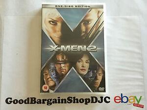 X-Men-2-DVD-2008-New-amp-Sealed