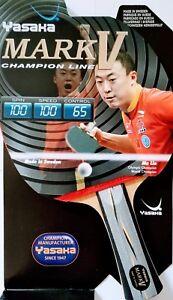 Yasaka Mark V Raquette, évasée Poignée (fl) Champion Ligne Pour Tennis De Table-afficher Le Titre D'origine PréVenir Et GuéRir Les Maladies