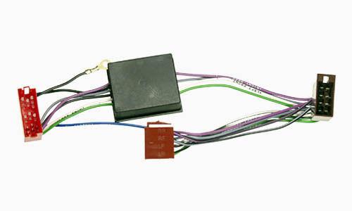 Sistema de forma activa adecuado para audi a2 a3 a4 a6 TT radio adaptador no para Bose