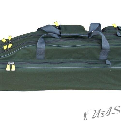 Delta Fishing Rutentasche 2 Fach 165 CM Futteral Rutenfutteral Angeltasche Kva