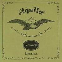 Aquila 65u Tenor Regular Set Low Ukulele Strings on Sale