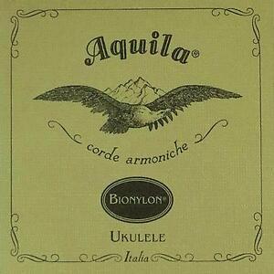 Aquila 65U Tenor Regular Set Low G Ukulele Strings