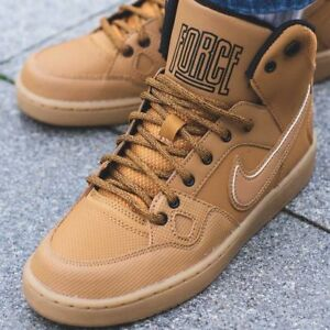 Nike Son Of Force Mid Winter (GS) Wheat
