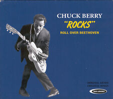 """Chuck Berry - """"Rocks"""" - Roll Over Beethaoven (2012)  CD  NEW/SEALED  SPEEDYPOST"""