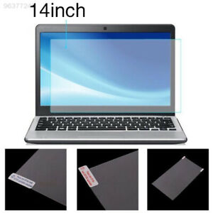 info for 61ca9 5178b Details about Transparent 14 Inch Screen Protector Laptop Protective Film  Office Anti-Glare
