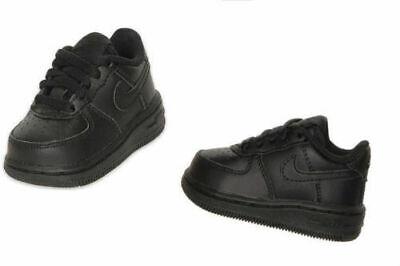 Nike Toddler Air Force 1 Black//Black-Black 314194-009