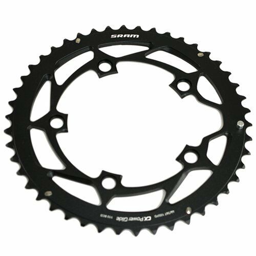 SRAM CX PowerGlide Cyclocross Chainring 46T,BCD 110mm,Short Pin For BB30
