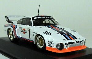Minichamps-Escala-1-43-Porsche-935-ADAC-1000Km-1975-Coches-Modelo-Diecast-Martini