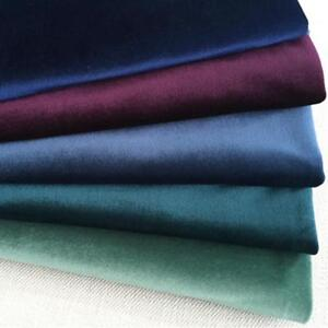 Silk-Velvet-Fabrics-Dyed-Garments-Table-Cloth-Cover-Upholstery-Curtain-Materials