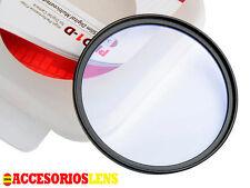 FILTRO UV de 43mm  FILTRO UV  Y PROTECTOR SLIM 43 MM