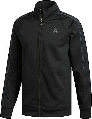 Men/'s adidas Essential Track Jacket, Q3 DH9086