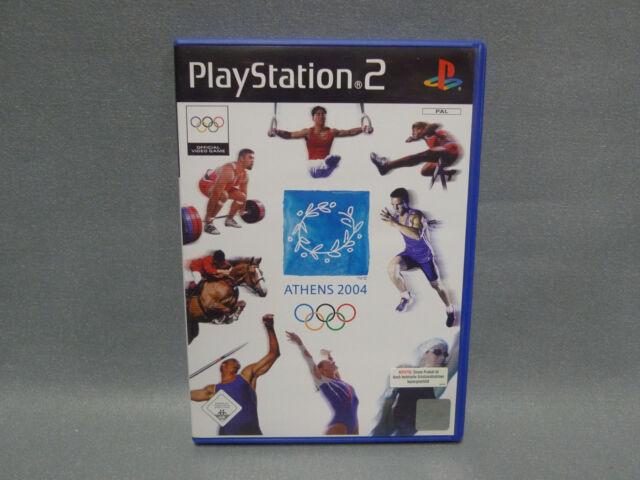 Playstation 2 - Athens 2004 - Neuwertig - PS 2