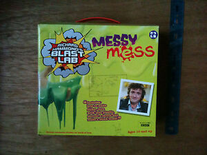 Richard-Hammond-039-s-Blast-Lab-Science-Experiments-Kit-Messy-Mess-Age-10-NEW