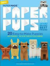 Paper Pups by Papermade (2013, Paperback)