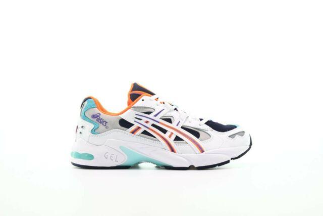 47bd39c0544db Asics GEL KAYANO 5 OG Men's 1021A163.400 MIDNIGHT/WHITE Running Shoes