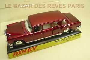 DINKY-TOYS-GB-MERCEDES-BENZ-600-Boite-REF-128