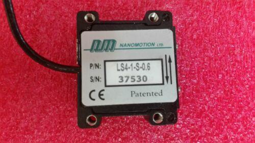 FREE SHIPPING NANOMOTION LS4-1-S-0.6 Motor