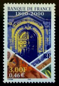 SELLOS-FRANCIA-2000-3299-BICENT-BANCA-FRANCIA-1v