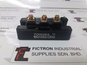NEW 1PCS MG100Q1ZS50 TOSHIBA IGBT MODULE
