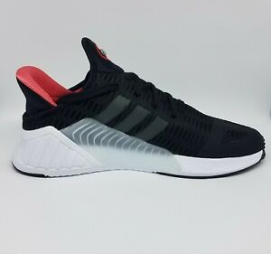 Details about Adidas Original Climacool 02/17 Mens Running Shoes Size 8 CG3347 Black White Red