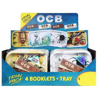 Tobacco Rolling Bundle OCB Tray,Raw cones /& Raw 1 1//4 Paper,roller otlsd04-small