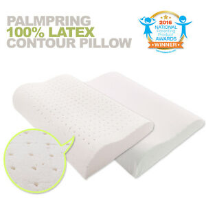 Palmpring Organic Latex Pillow Contour Shape
