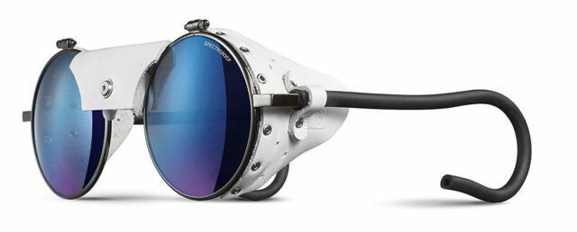 New Julbo Vermont Mountain Spectron 3Cf - Gun/White Sunglasses